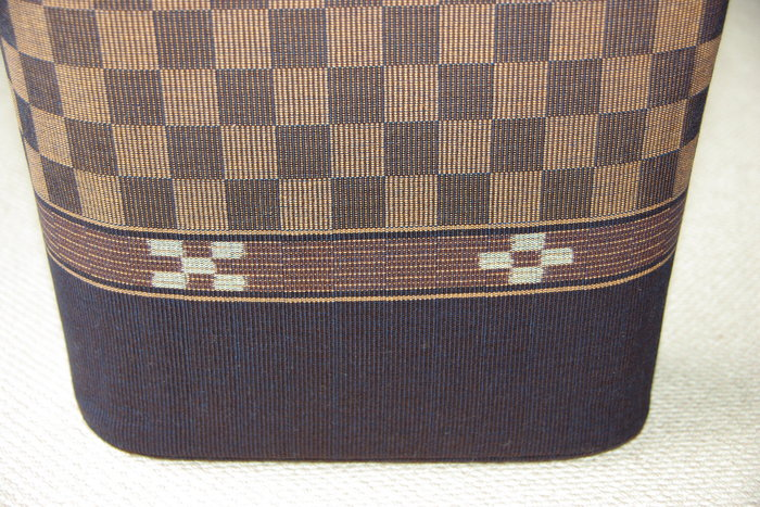八重山 みんさー織り/Traditional Minsaa Cotton Textile of Yaeyama Islands_e0140365_16331955.jpg