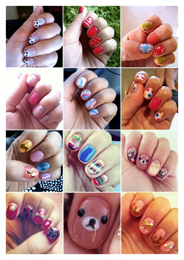 Best of Nail 2011(美は一日にしてならず)_e0158970_117251.jpg