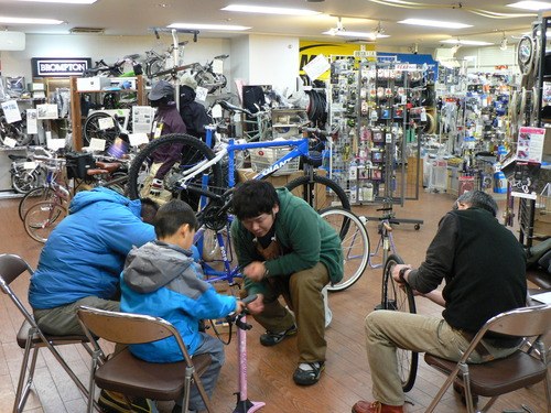 自転車メンテナンスの結果は・・・_d0198793_1133032.jpg
