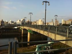 熊本城マラソンへの道 コース一部試走Part3_c0052304_673524.jpg