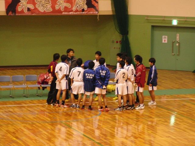 県高校新人ハンドボール大会で富士高男子が16年ぶりに優勝!_f0141310_7215824.jpg
