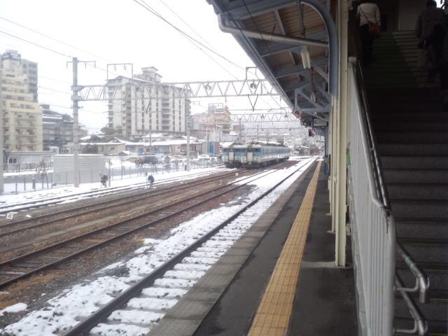 1月22日(日)上諏訪へ_d0155415_1745086.jpg