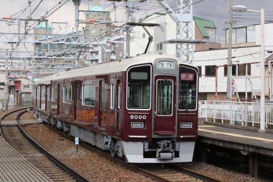 阪急9000F 検査明け_d0202264_18233266.jpg