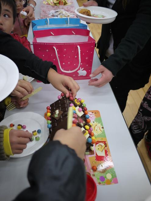 X'mas Party の写真_b0193476_15474629.jpg