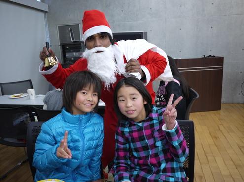 X'mas Party の写真_b0193476_15541689.jpg