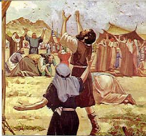 1月23日出エジプト16-18章『毎日のマナの約束』_d0155777_750499.jpg