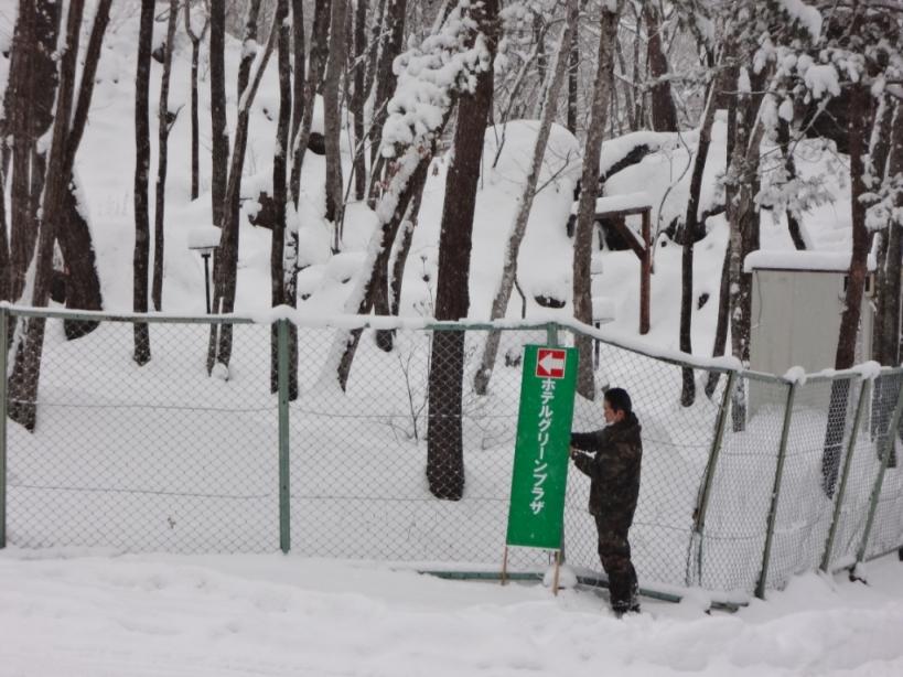 雪の作業_f0180878_20354748.jpg