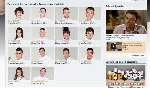 【Top Chef 3】1月30日スタートM6(France)_a0014299_19285063.jpg