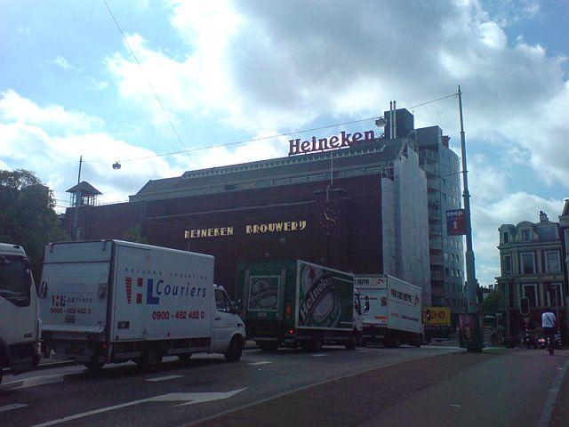 【博物館】ハイネケン・エクスピリエンスHeineken Experience(アムステルダム)_a0014299_20115169.jpg