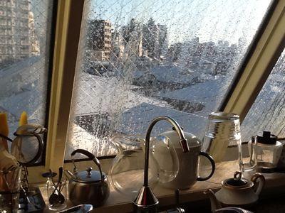 雪が降りました_e0137223_1534447.jpg