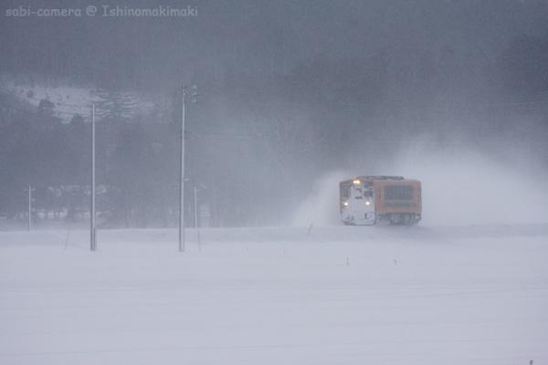 津軽鉄道冬景色 1_f0164826_23265598.jpg