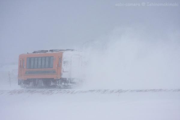津軽鉄道冬景色 1_f0164826_2328727.jpg