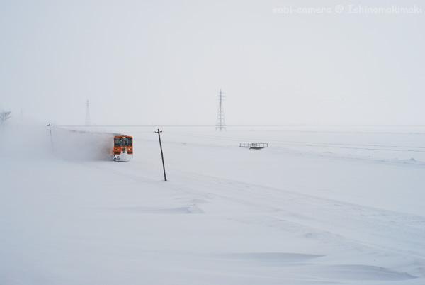 津軽鉄道冬景色 2_f0164826_23352568.jpg
