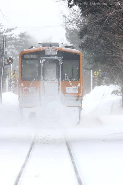 津軽鉄道冬景色 3_f0164826_23522487.jpg