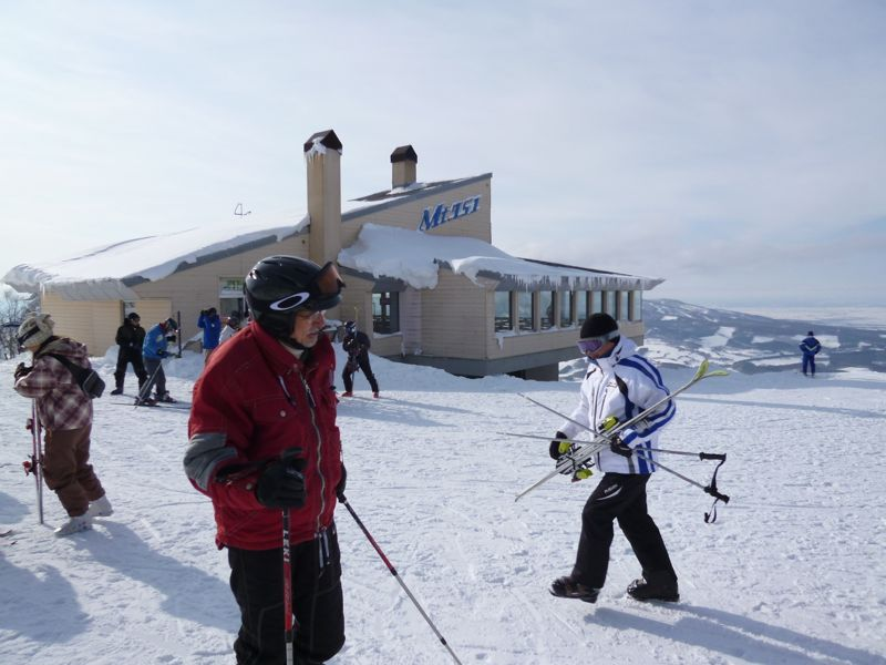 2012' 旭川スキー 初日_f0209434_21261418.jpg