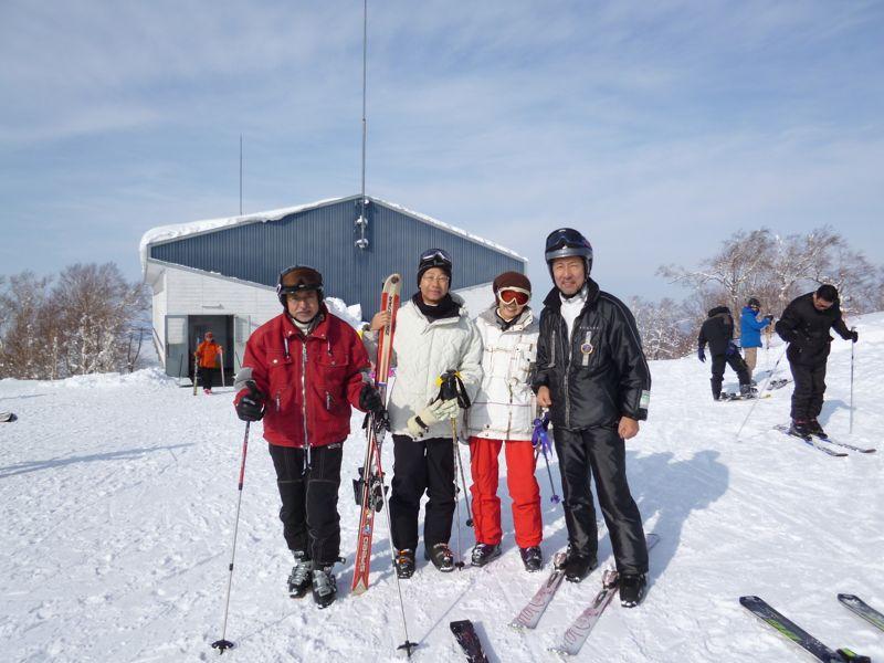 2012' 旭川スキー 初日_f0209434_21263430.jpg