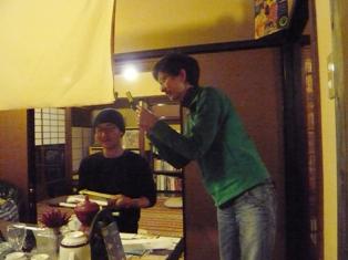 ハント鈴加さん& 井上智史くん_e0230141_13411980.jpg