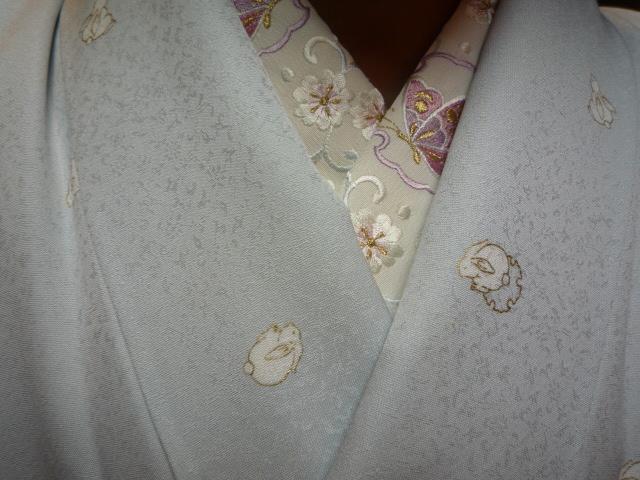 南座・前進座・兎の着物に長羽織の青森のお客様。_f0181251_18521222.jpg