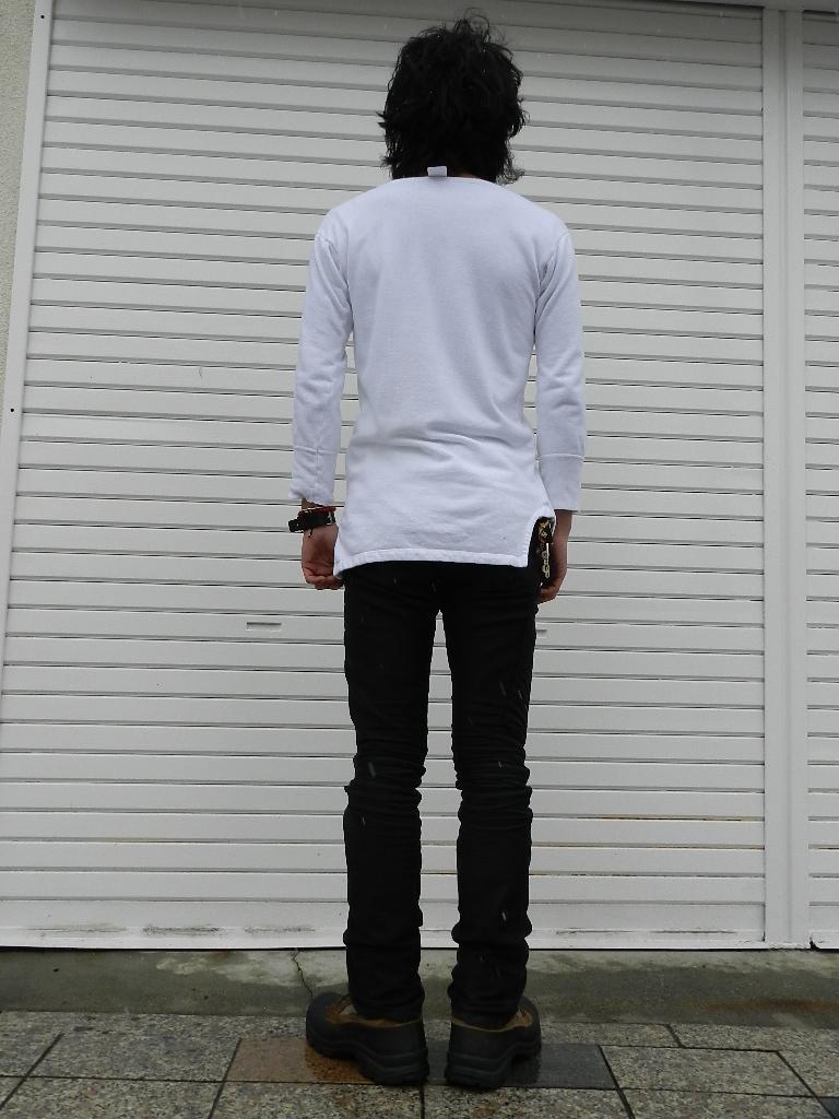 60`s German henley neck shirts snap_f0226051_17233343.jpg