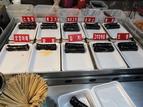 10月 1泊2日のソウル旅行 その7 「朝から幸せ~♪Isaacのトースト♪」_f0054260_177187.jpg