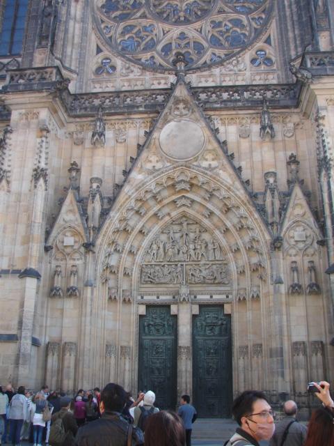 のあ377 聖ヴィート聖堂♪_b0061261_20102362.jpg