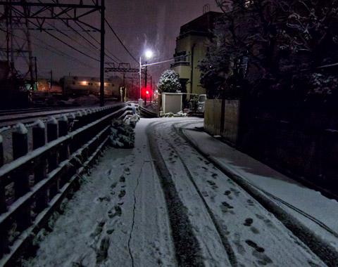 勉強会、雪、渋滞ドライブ_c0002682_1245433.jpg