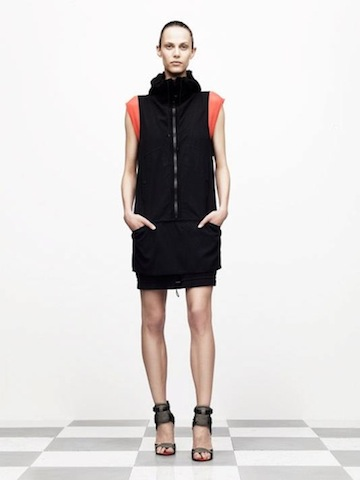 Alexander Wang and T by Alexander Wang Rosort 2012 collection_f0111683_17111934.jpg