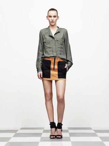 Alexander Wang and T by Alexander Wang Rosort 2012 collection_f0111683_17112490.jpg