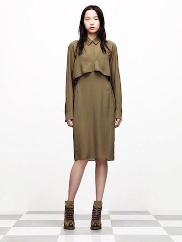 Alexander Wang and T by Alexander Wang Rosort 2012 collection_f0111683_17112649.jpg