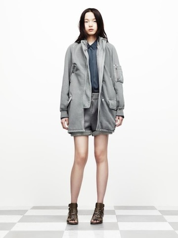 Alexander Wang and T by Alexander Wang Rosort 2012 collection_f0111683_17112826.jpg
