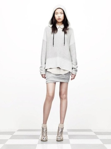 Alexander Wang and T by Alexander Wang Rosort 2012 collection_f0111683_17113048.jpg