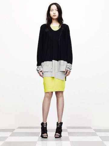 Alexander Wang and T by Alexander Wang Rosort 2012 collection_f0111683_17113161.jpg