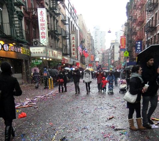 新年を祝うニューヨークのチャイナタウン_b0007805_23435361.jpg