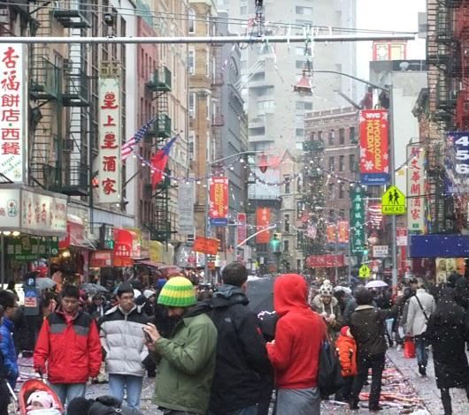 新年を祝うニューヨークのチャイナタウン_b0007805_2356114.jpg