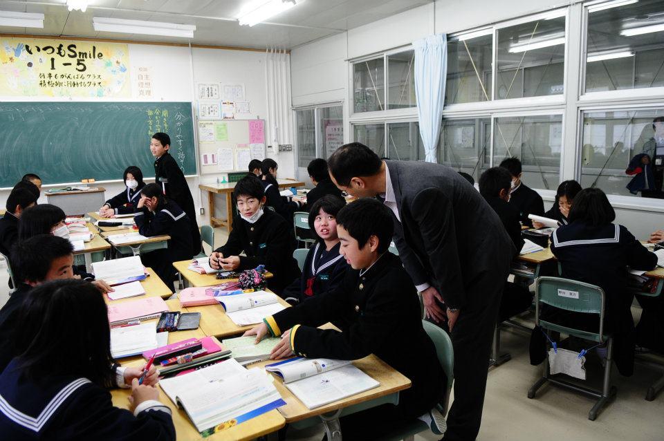 武雄中学へ_d0047811_18294753.jpg