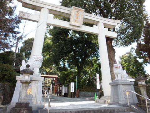 豊後街道を往く~三宮神社~_b0228113_922517.jpg