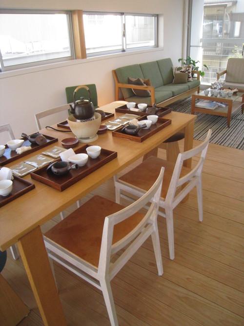 暮らしのお店で日本茶。_b0220318_1630151.jpg