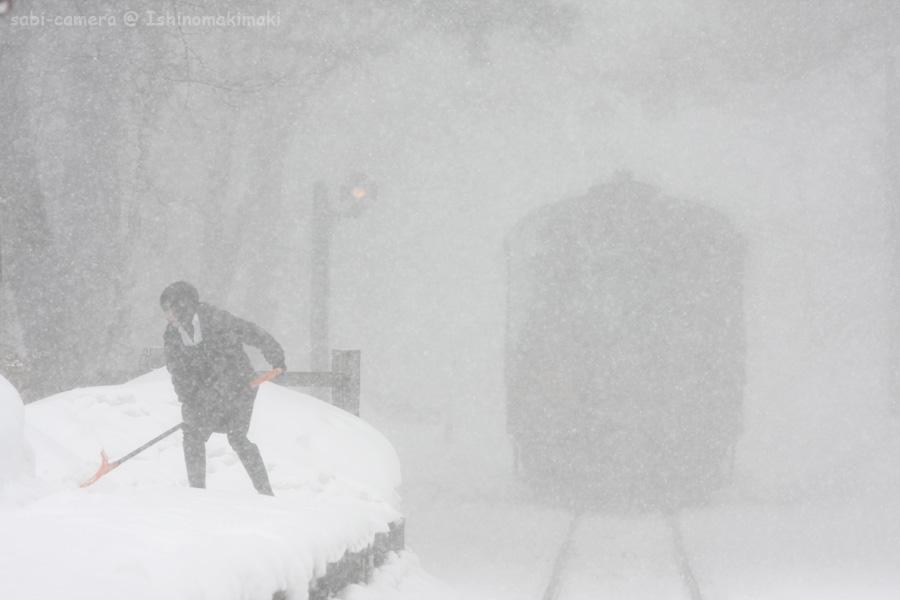 津軽鉄道冬景色 4_f0164826_01488.jpg