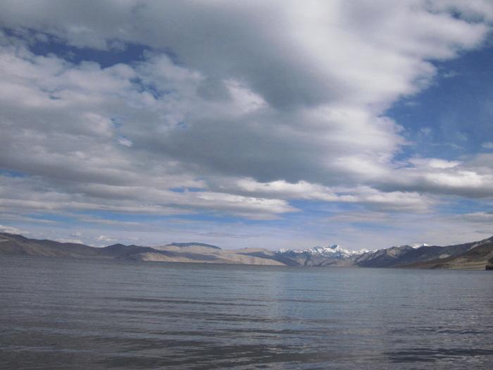 ツモリリ湖 Tsumoriri_e0155231_23363820.jpg