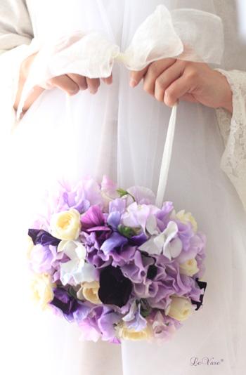 Bag style Bouquet!_e0158653_2223670.jpg