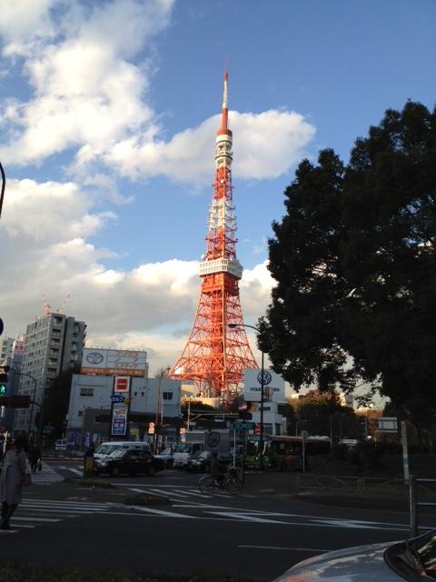 東京タワー☆_c0151965_23302282.jpg