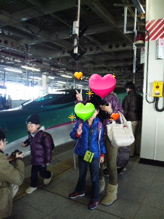 美貴子&柊太♪_c0164268_12295435.jpg