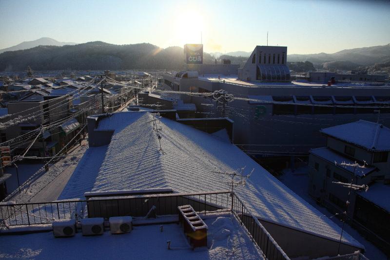 雪の朝(1月25日)_f0075075_8461410.jpg
