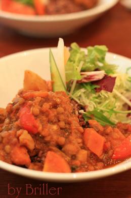 vegetable cafe 麻布十番_d0113182_1164371.jpg