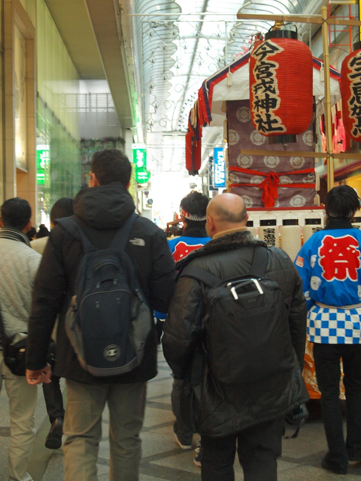 イタ男!大阪のえべっさんに遭遇ーー日本滞在記_c0179785_5365031.jpg