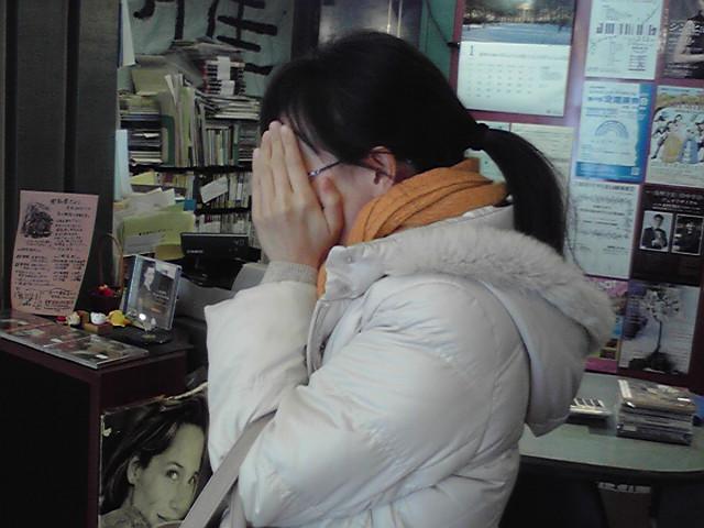 今日ピックアップは栄長敬子さん! &最近のチラシから。_e0046190_16414399.jpg
