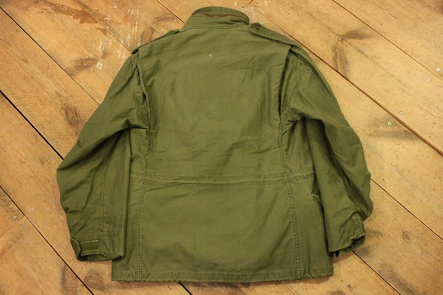 US ARMY M-65 FIELD JACKET_d0121303_17534750.jpg