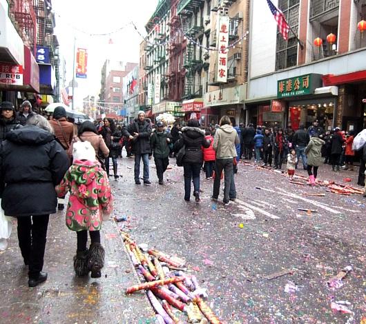 新年を祝うニューヨークのチャイナタウン_b0007805_028163.jpg