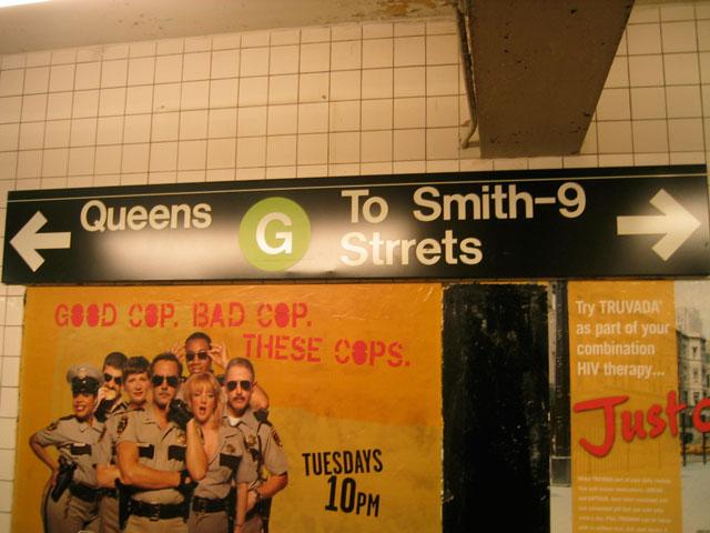 NYの地下鉄のカンバンは、速読トレーニングになるかも?!_b0007805_20525580.jpg