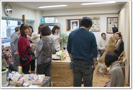 OPEN HOUSE 2012\' ~新年会~_e0191026_22253021.jpg